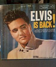 Elvis presley elvis is back