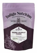 BIO Chlorella Pulver - 200g - Indigo Herbs