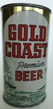 Gold Coast Flat top beer can