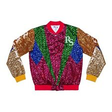 Chalk Line Macho Man Retro Sequin Jacket Brand New With Tags