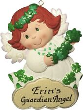 PERSONALIZED IRISH ANGEL ORNAMENT MAGNET BY JEANE'S THINGS