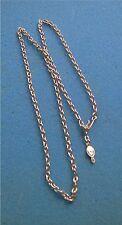 """VERSATILITY"" Gold Tone Chain Necklace - Sarah Coventry Jewelry - Sara Cov - Vtg"