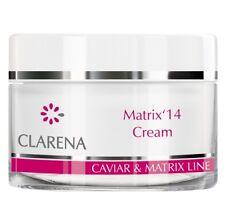 Clarena Caviar Matrix 14 Cream Activating 14 Genes of Youth 50ml