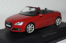 Audi TT Roadster btrilliant rot 1:43 Schuco neu + OVP 4781