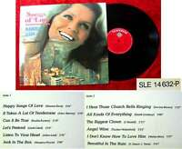 LP Manuela: Songs of Love - Manuela in USA (Telefunken SLE 14 632 P) D