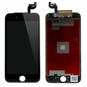 Lcd Touch Screen Ricambio Display Tecnologia JK5 Apple Iphone 6S Plus A1634 Nero