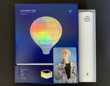 BTS-2017 Live Trilogy Episode III The Wings Tour in Seoul DVD JIMIN PC+POSTER NM