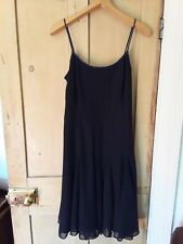 BNWOT John lewis LBD dress size 14 ( small) beaded neckline, Lined, suits salsa.