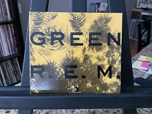 Green [Digipak] by R.E.M. (CD & DVD Audio, Mar-2005, Warner Bros.)