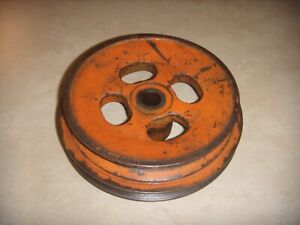 Kubota Double Center Pulley for B-48A Mower Deck 70080-00233
