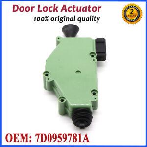 Door Lock Actuator For VW Transporter Multivan Caravelle 7D0959781A 701959781