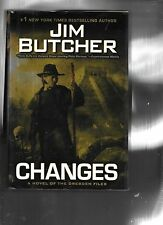 Dresden Files: Changes Book 12 by Jim Butcher 2010 Hardcover Dust Jacket