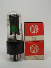 6AX5GT TUBE. MIXED BRANDS. NOS / NIB. 1 PC. RCB29