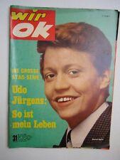 WIR und OK später BRAVO 1966 Nr. 31 diverse Seiten Rolling Stones Poster