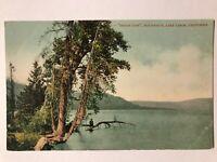 Shore Line, McKinney's, Lake Tahoe, California CA Postcard
