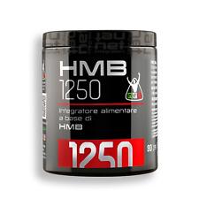 Net Integratori HMB 1250 90 cpr Aumento Massa Aminoacidi