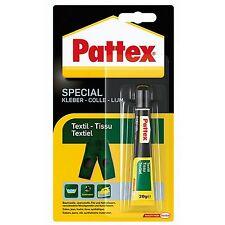 PATTEX COLLE SPECIALITE TEXTILE JEAN LIN 20 gr REF 379651