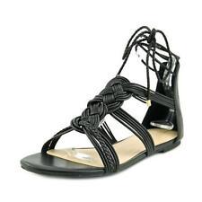 Sandalias con tiras de mujer Aldo color principal negro
