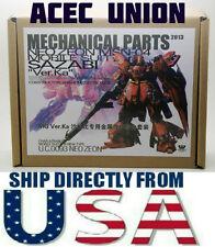 Metal Detail Part Set For Bandai 1/100 MG Sazabi ver Ka Gundam  U.S.A. SELLER