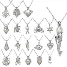 Oyster Pearl Fashion Locket Pendants, Assorted Varieties