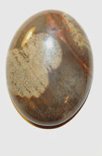 Jasper Cabochon 40x30mm with 9mm dome  (11861)