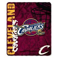 "Cleveland Cavaliers NBA Northwest 50""x60"" Hard Knocks Fleece Throw Blanket"