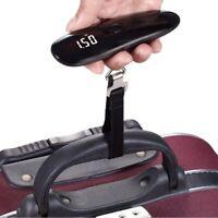 Pèse bagage électronique - Balance pèse bagages digital Affichage LCD 50 KG