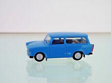 Herpa 020770-005-H0 1:87 - Trabant 601S Universal,azul claro - Nuevo en EMB.