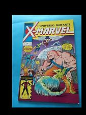 X-MARVEL nr. 9 del 1990 (ed. Play press)