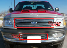 Fits 97-98 Ford F-150 4WD /Expedition Billet Grille Combo