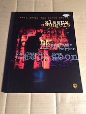Neil YOUNG AND CRAZY HORSE-Sleeps with Angels-Songbook banconote