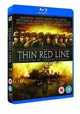 The Thin Red Line (Blu-ray Disc, 2010, Region Free) *NEW/SEALED*