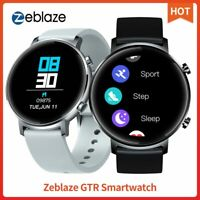 Zeblaze GTR Smart Watch Heart Rate Blood Pressure Monitor Smart Watch for Sports