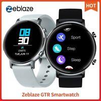 Zeblaze GTR Smart Watch Heart Rate Blood Pressure Monitor Smart Watch for Sports