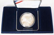 2001 P American Buffalo Commemorative Proof Silver Coin with Box & COA