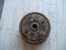 1999 YAMAHA GRIZZLY 600 4WD REAR BRAKE DRUM REAR HUB