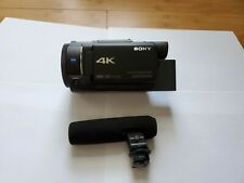 """Sony FDR-AX33 Handycam Camcorder 3"""" Touch Screen - Black"""