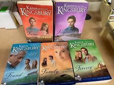 "COMPLETE ""First Born"" Series by Karen Kingsbury Lot Of 5"