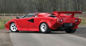 Wiring Loom Kit for Countach Replica as supplied to Youtuber Spooner
