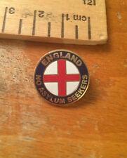 England Nationalist Badge Hooligans English Patriots bnp nf Casuals oi bn