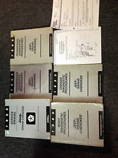 1999 JEEP GRAND CHEROKEE Service Repair Shop Manual SET W Diagnostics + Bulletin