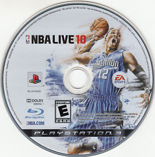 NBA Live 10 (Sony PlayStation 3, 2009) DISC ONLY WORKS