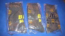 3x McDonalds Hamburger BigMac Socken Pommes klein (35-38)