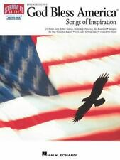 Irving Berlin's God Bless America: Songs of Inspiration-ExLibrary