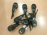 VXI Corporation Blueparrott B250-XT Black/Blue Headsets - Sold As-Is, For Parts