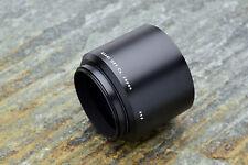 Asahi Pentax Takumar 49mm Screw-in Metal Lens Hood 3.5/135 4/150 5.6/200  #1291