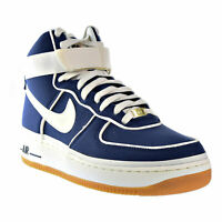 Size 11/11.5/12/13/14 Nike MEN AIR FORCE 1 HIGH '07 LV8 806403 401 Blue 2007