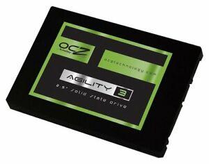 OCZ Agility 3 120GB 2.5 Zoll SATA-III 6Gb/s AGT3-25SAT3-120G SSD   #35352