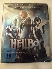Hellboy Dir. Cut Limited Blu Ray Steelbook, Region Free (Cover-Art exclusive)