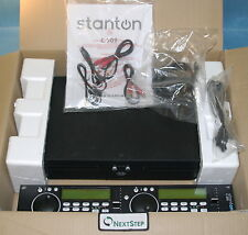 Stanton C.502 Pro Dual DJ CD Player and Control Panel - Tested